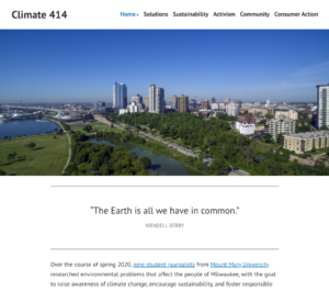 Climate 414